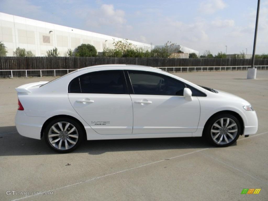 2011 Honda Civic Si Sedan Related Infomation